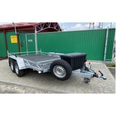 Прицеп для перевозки квадроцикла Кияшко Maverick X3 38PM2214
