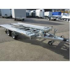 Прицеп автовоз Humbaur FTK 274020