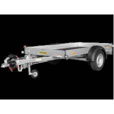 Прицеп бортовой алюминиевый Humbaur HA 752513 Multi