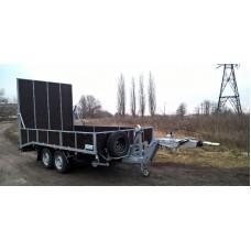 Прицеп для перевозки спецтехники Кияшко 40PB2212