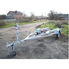 Прицеп лодочный Кияшко 55PL1110 до 5 м (Металл)