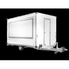 Прицеп-фургон Humbaur HVK 13 32 22 - 24 PF30