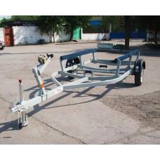 Прицеп лодочный Корида КРД-050106 до 4,5 м (Металл)