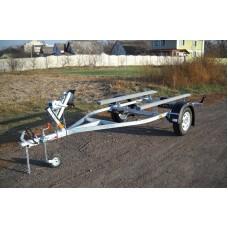 Прицеп лодочный Кияшко 38PL1100E до 3,2 м (ПВХ)