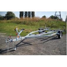 Прицеп лодочный Кияшко 55PL1111 до 5,0 м (Металл)