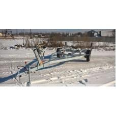 Прицеп лодочный Кияшко 62PL1114 до 5,7 м (Металл)