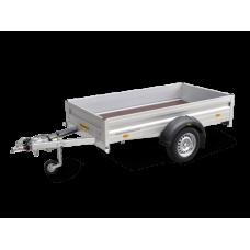 Прицеп бортовой алюминиевый Humbaur HA 102111-5