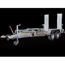 Прицеп для перевозки спецтехники Humbaur HS 353516 Profi